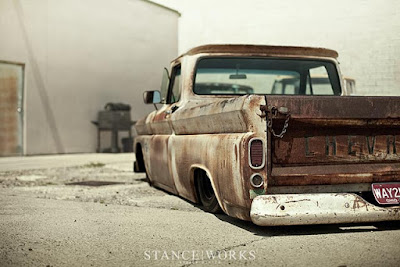 Chevrolet C10 Rebaixada Rat Rod