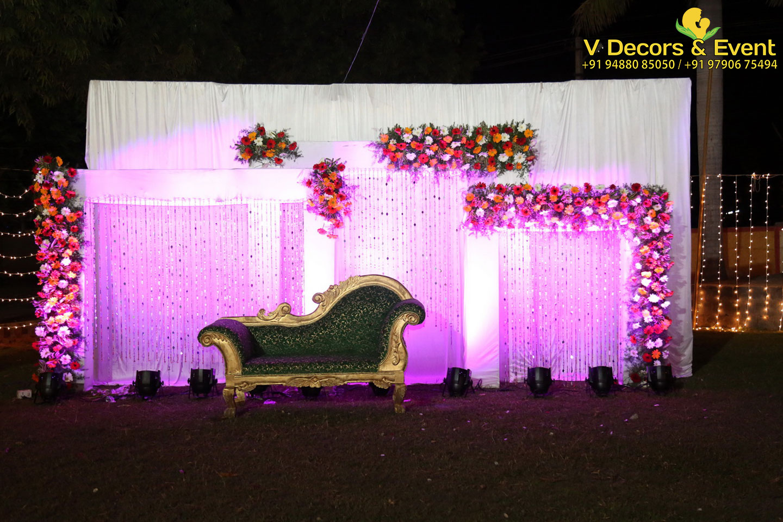 V Decors and Events: wedding decorators pondicherry | wedding ...