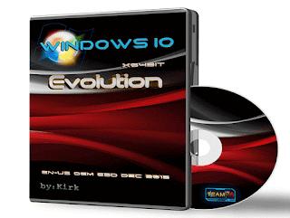 Windows 10 Evolution