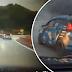 Pemandu Ford Fiesta langgar lari Nissan Almera ditahan