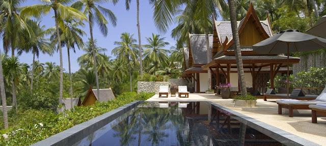 Amanpuri Phuket, Partial Ocean Pool Pavilion