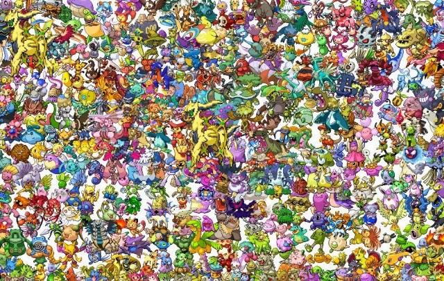 all 718 shiny pokemon - photo #27