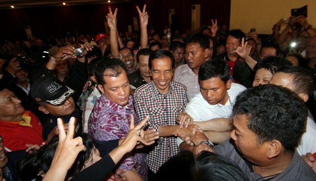 Jokowi Janji Cetak 10 Juta Lapangan Kerja Dan Subsidi Rp 1 Juta Untuk Keluarga Prasejahtera