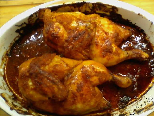 Κοτόπουλους Πικάντικους