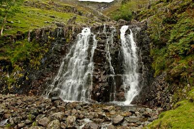 Lakeland Fell Waterfall
