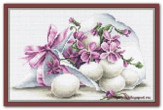 "Luca-S B106 ""Easter joy / Пасхальная радость"""