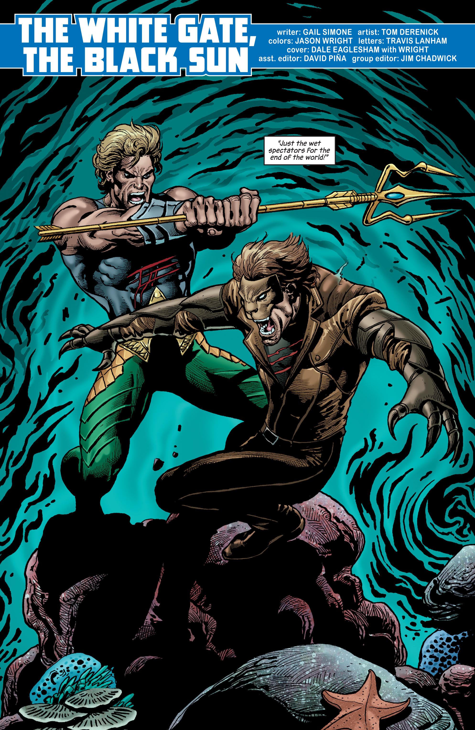 Read online Secret Six (2015) comic -  Issue #9 - 6