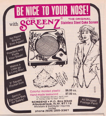 Be Nice to Your Nose! -- Screenz