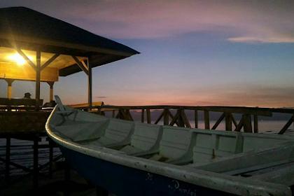 Pantai Pesona Teluk Rhu Rupat Utara