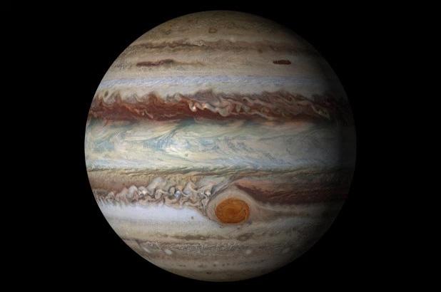Júpiter - maio de 2018