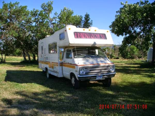 1976 Dodge Commander Motorhome