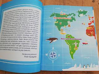 Recenzja na blogu atrakcyjne wakacje z dzieckiem, wydawnictwo Ameet