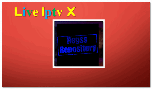 Regss Add-ons repository