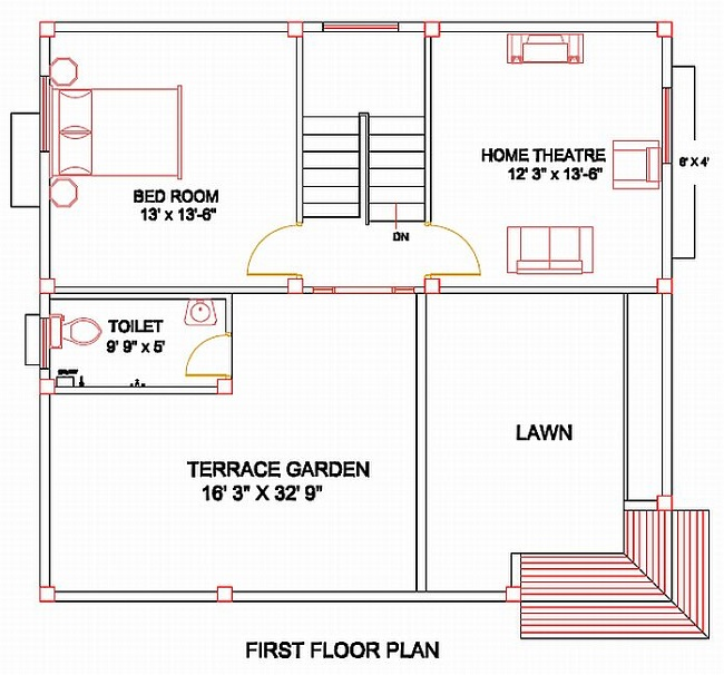 Home Design Engineer: #83 Column Layout Design For Residence And Simple