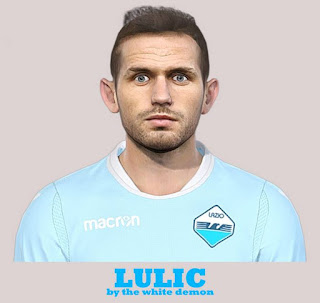 PES 2019 Faces Senad Lulić by The White Demon