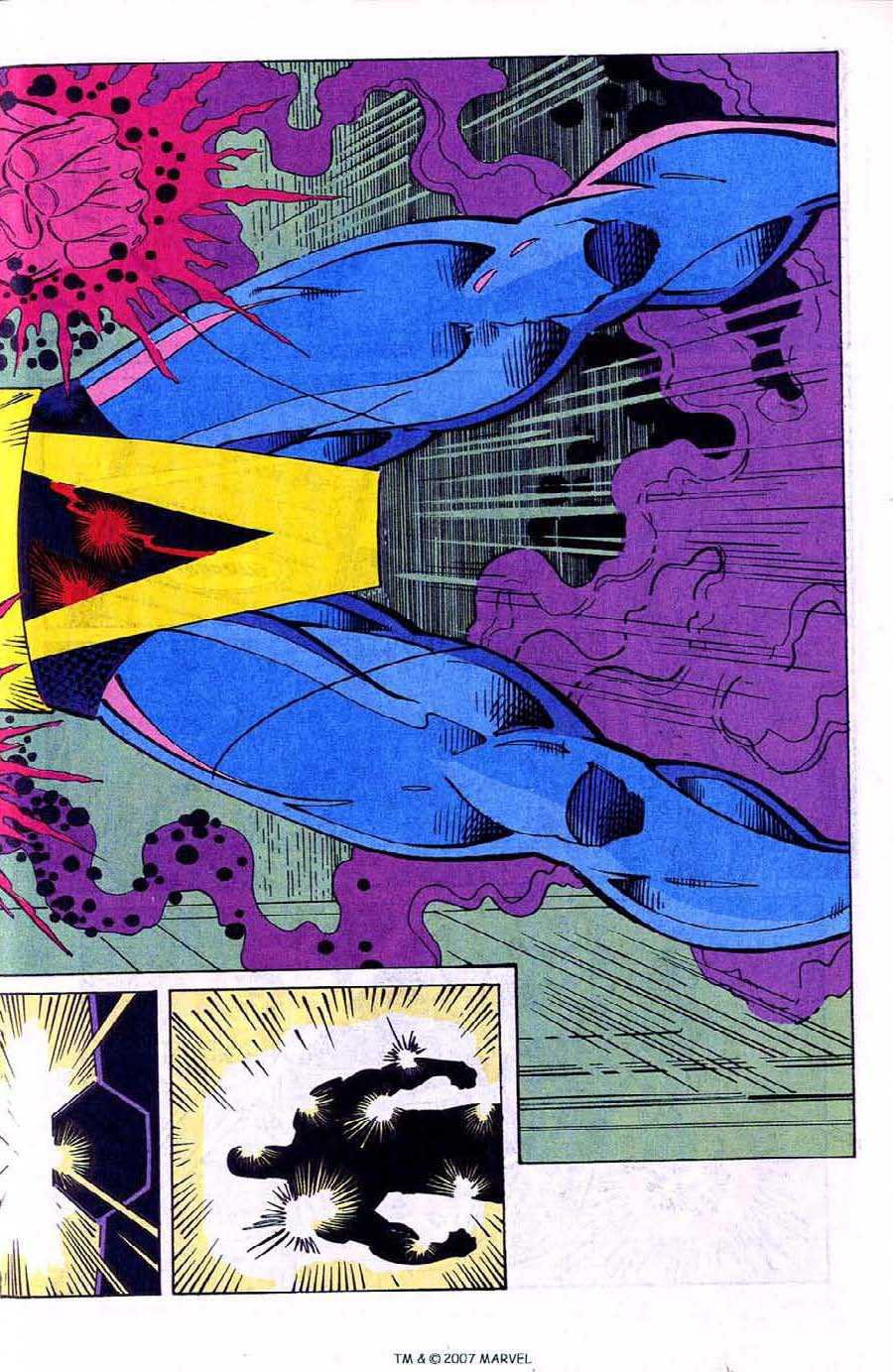 Read online Silver Surfer (1987) comic -  Issue #78 - 17