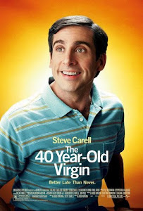 The 40 Year Old Virgin Poster