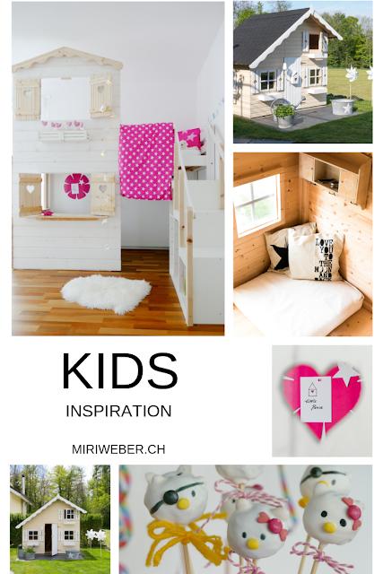 Kinder Spielhaus, Palmako, Tom, selber bauen, DIY, Hoch Betthaus