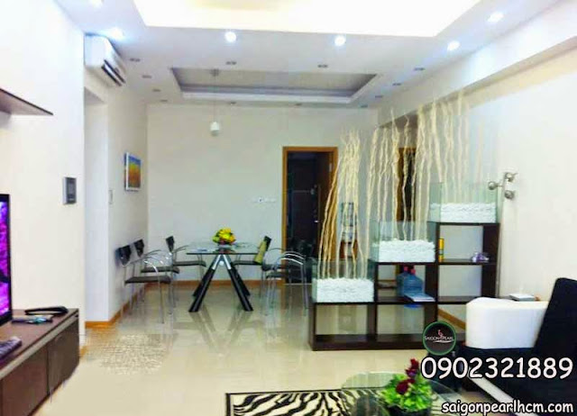 Saigon Pearl Apartment for rent, 3BR, USD1300