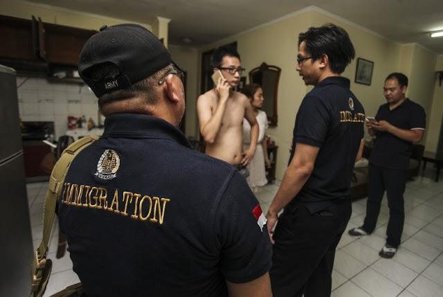 Petani Cina Ilegal yang Ditangkap Imigrasi Bogor Punya Handy Talky : Detikberita.co Terupdate Hari Ini