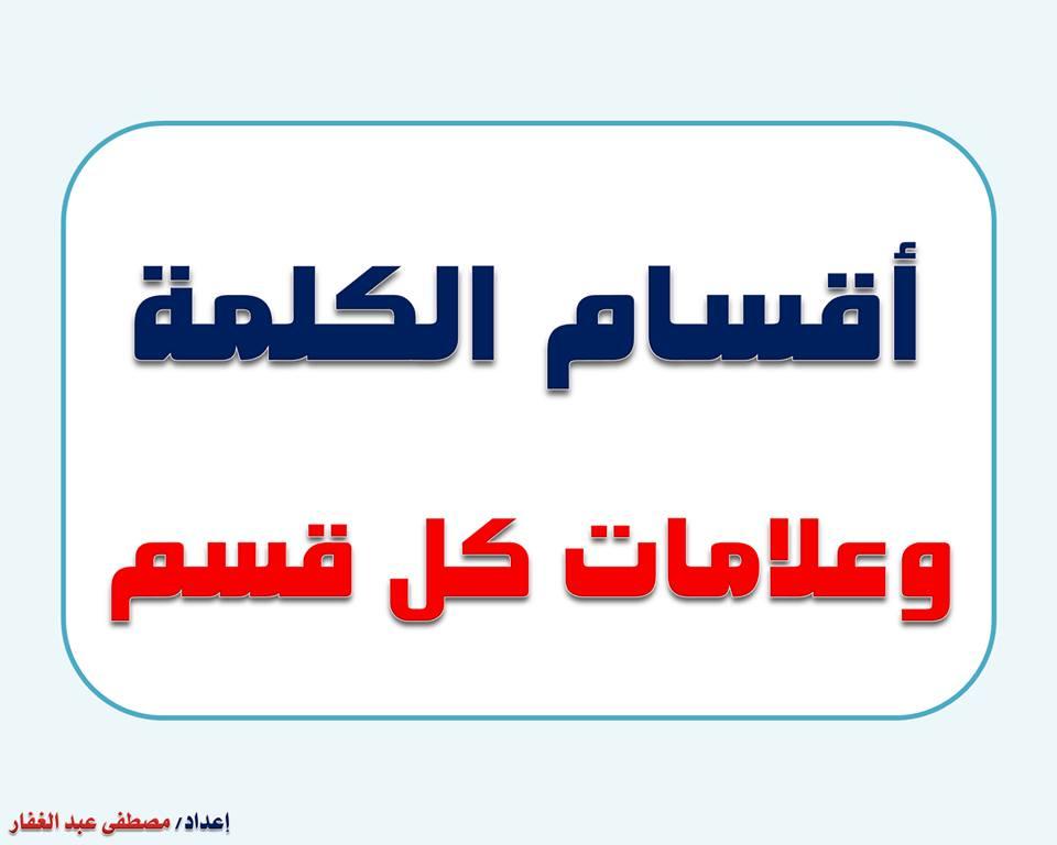 بالصور قواعد اللغة العربية للمبتدئين , تعليم قواعد اللغة العربية , شرح مختصر في قواعد اللغة العربية 1.jpg