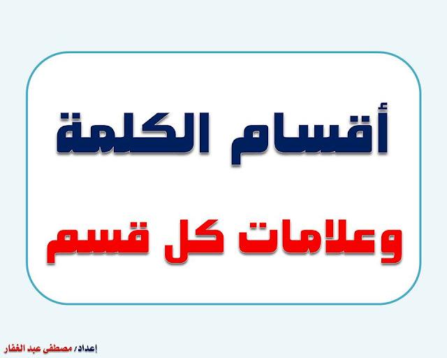 """انفراد.... كل قواعد اللغة العربية لطلاب """"ابتدائي - اعدادي - ثانوي"""" في صورة لوحات مبسطة مع الشرح والتدريبات 1"""