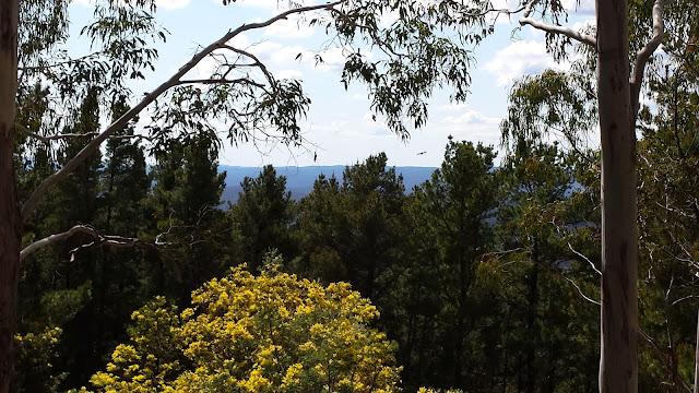 Mt Franklin, Hepburn
