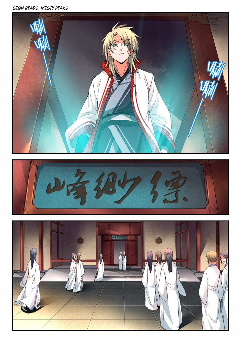 Spirit Blade Mountain - Chapter 29