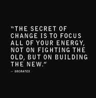 Change ;your focus