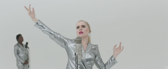 Paloma Faith unveils live video for 'Guilty'