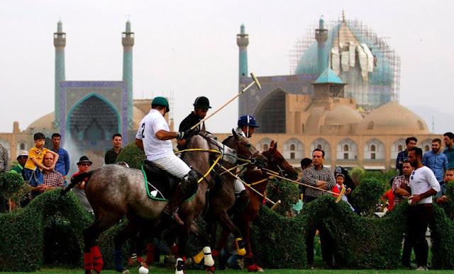 UNESCO reconoce el polo como patrimonio cultural inmaterial de Irán