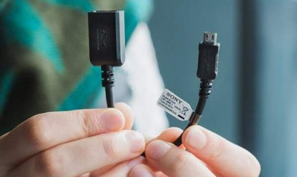 Pengertian USB OTG