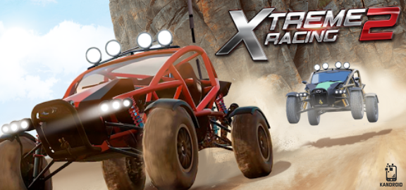 Xtreme Racing 2 – Off Road 4×4 Apk Mod v1.0.6 [Dinheiro Infinito] - Download Android