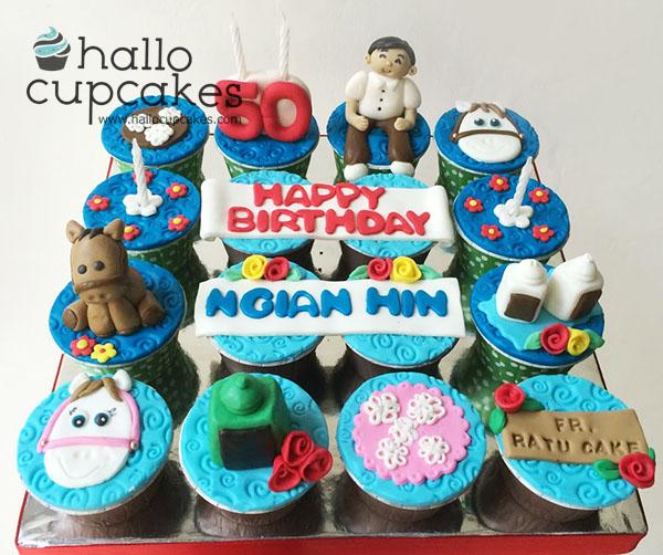 cupcake 16 cup bandung