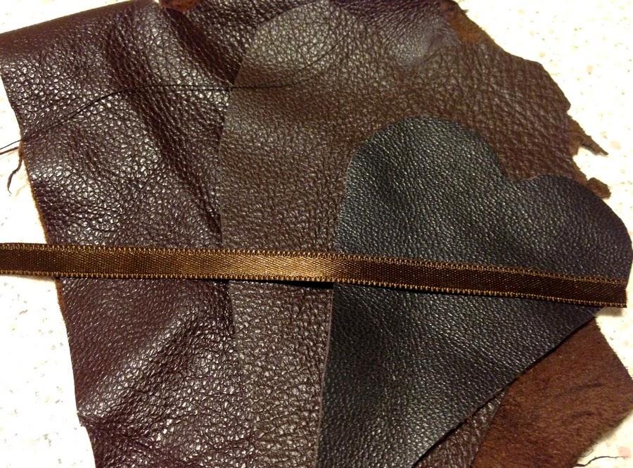 168d396c Ulike bruntoner i skinn. Skinnet i midten er dette skinnet, mens det  fremste er mokka-fargen.