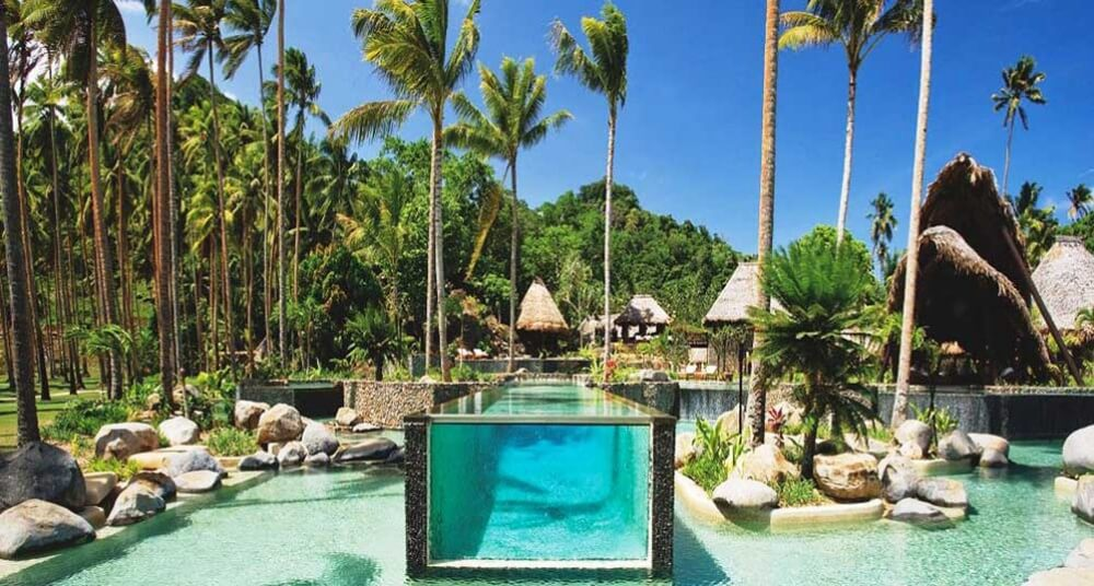 22 Stunning Hotels That Will Make You Want to Book Your Next Trip NOW! - Laucala Island Resort, Fiji