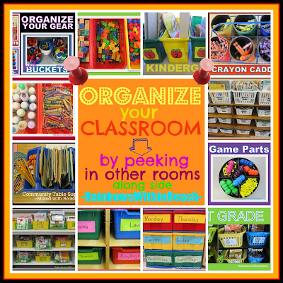 photo of: Organization for the Classroom, How to Organize your Materials