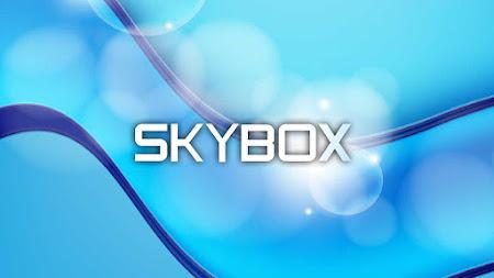 cara mengganti logo receiver Skybox A-1