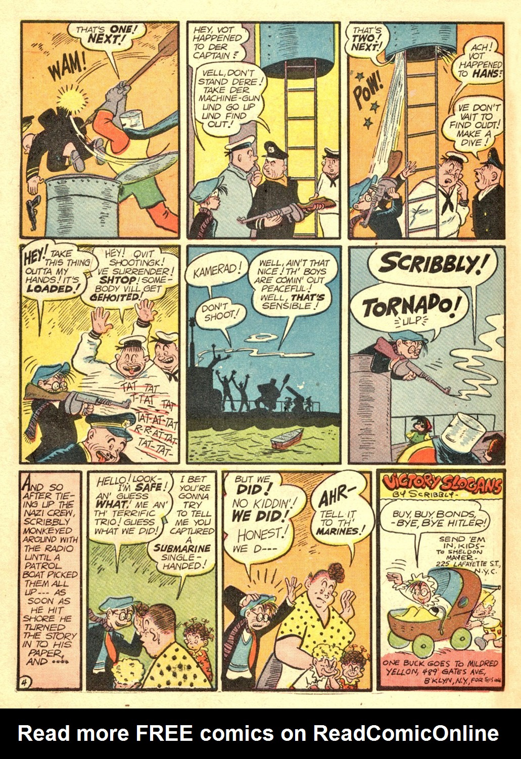 Read online All-American Comics (1939) comic -  Issue #47 - 55