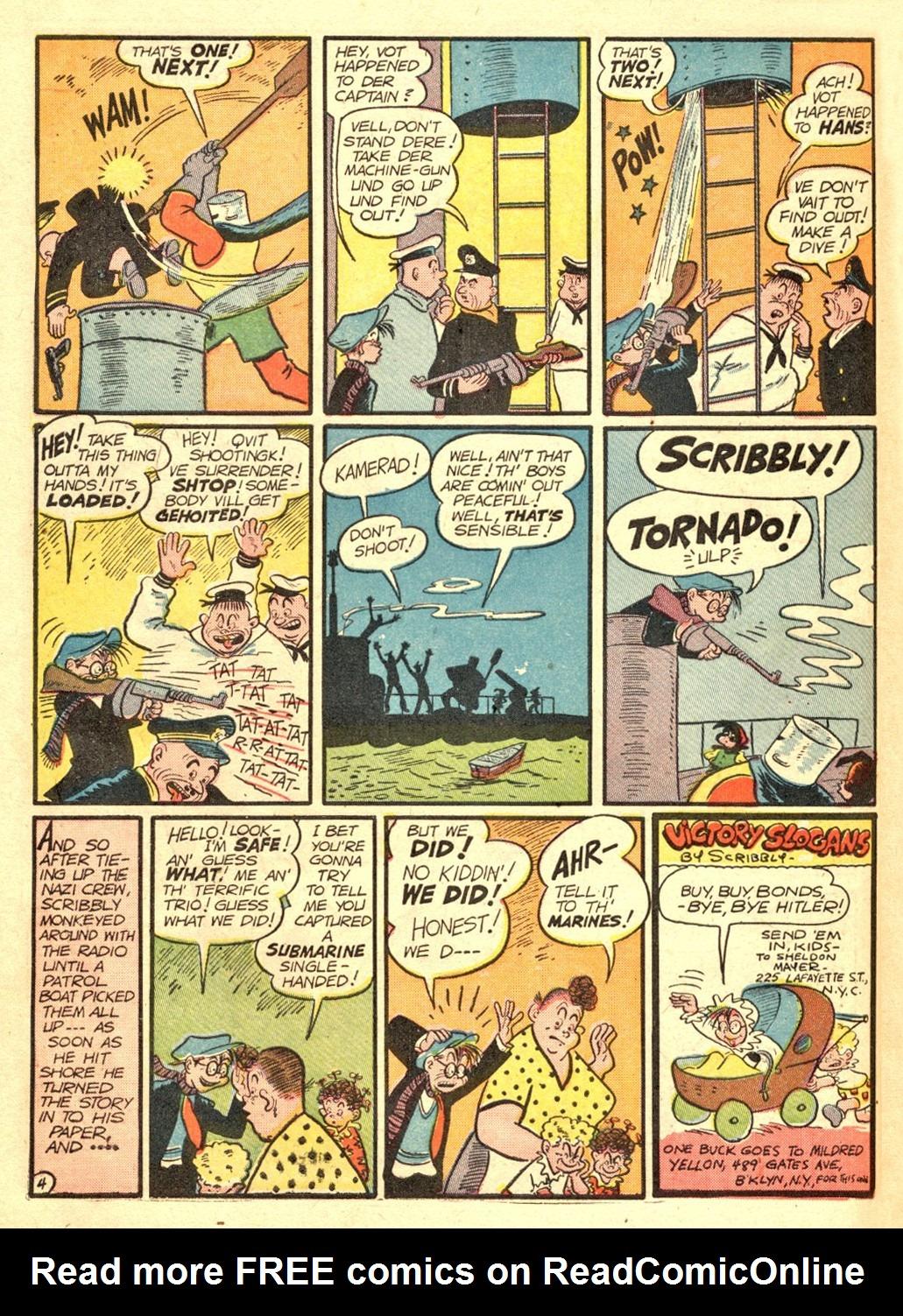 Comic All-American Comics (1939) issue 47