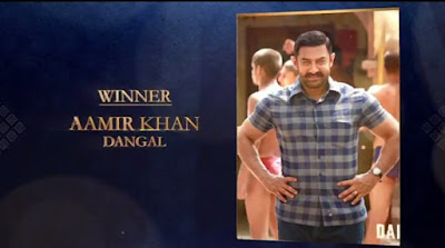 Dangal bags best actor award at Filmfare