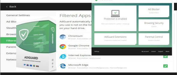 Adguard Premium 6.4.1795.4865 Téléchargement Free