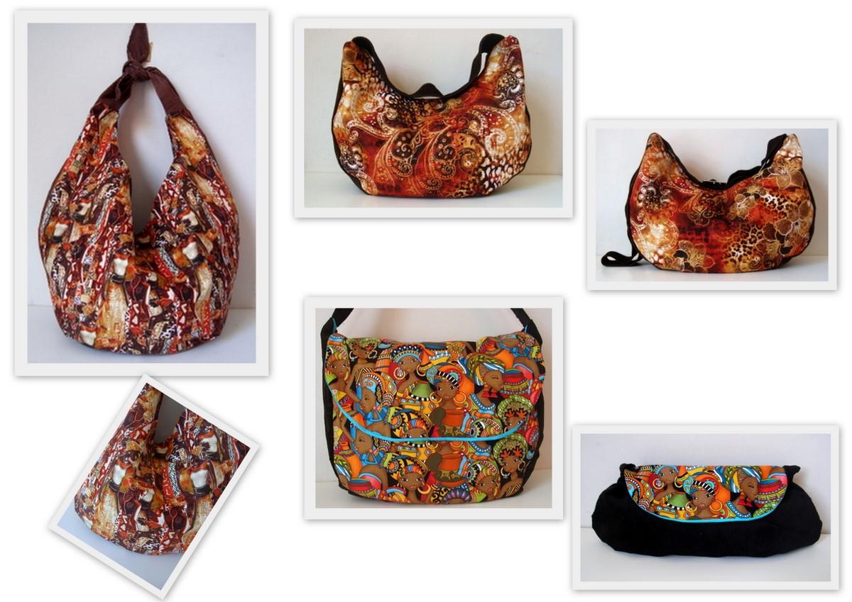 5dbb879e3 Bolsa saco, tiracolo transversal e fixa, clutch e carteiro são os modelos  que inspiraram essas peças mais que especiais!!!