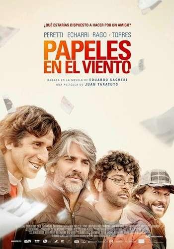 Papeles en el viento DVDRip Latino