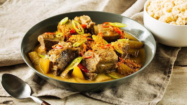 Tinutong Na Baka (Crispy Beef) Recipe