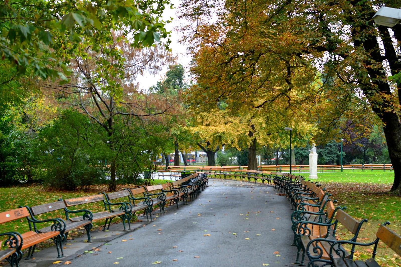 Vienna park
