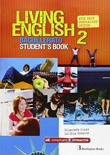 Libro Inglés 2º Bachillerato Living English 2 Students