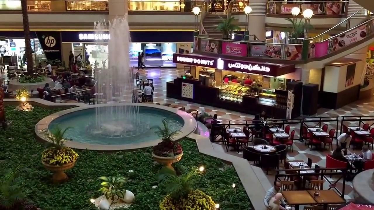 مطاعم وكافيهات سيتى ستارز مول مدينة نصر