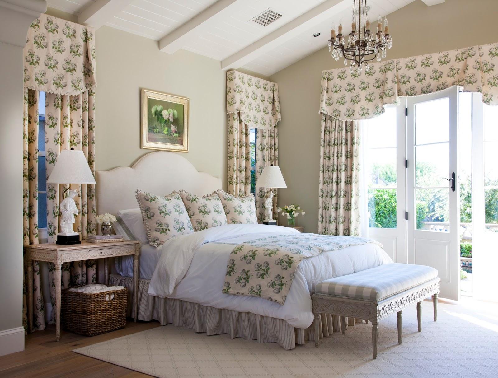 muebles de dormitorio 12 dormitorios llenos de romanticismo On muebles de dormitorio para adultos romanticos