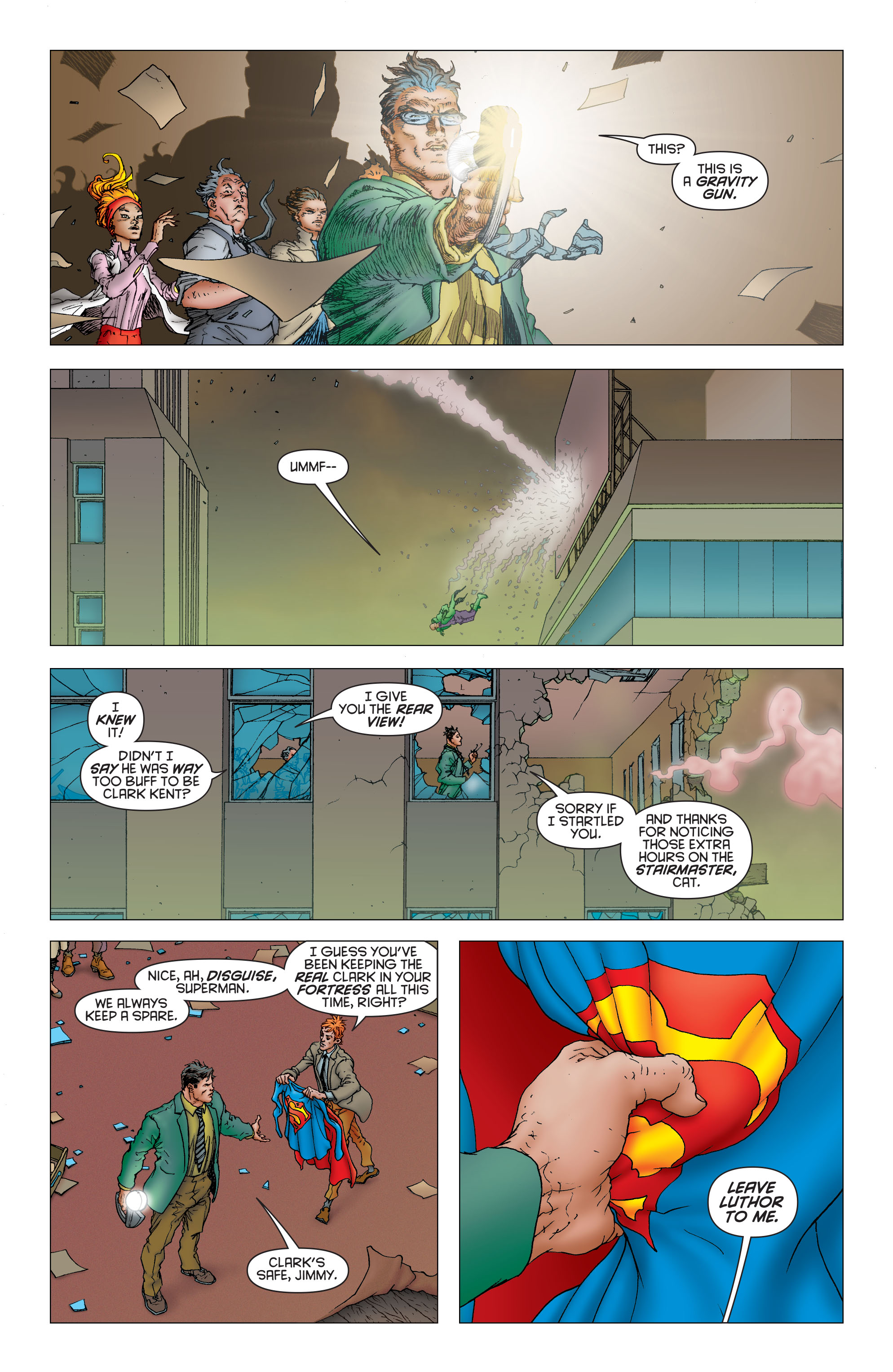Read online All Star Superman comic -  Issue #12 - 11